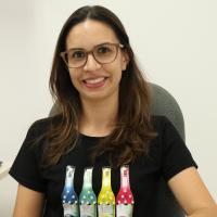 Foto do(a) Secretária : Fernanda Bortolini Haas