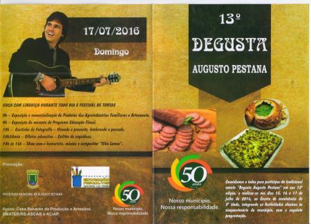 Degusta Augusto Pestana