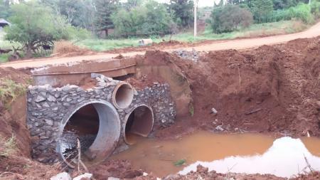Executivo realiza ampliação de Ponte em Esquina Gaúcha