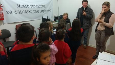 Augusto Pestana comemora Dia Internacional dos Museus
