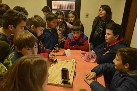 CEPP realiza feira de ciências para os alunos