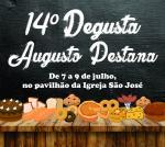 """14º Degusta Augusto Pestana terá show de humor e show musical temático com """"Os Colonos"""""""