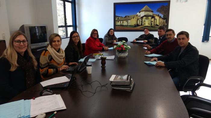 """Comitê gestor do programa """"A União Faz a Vida"""" de Augusto Pestana reúne-se para gerenciar recursos"""
