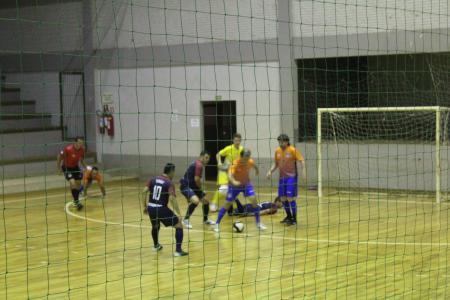 STV e PSG disputarão a final do Futsal categoria livre