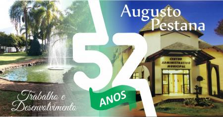 Administração lança selo comemorativo aos 52 anos de emancipação