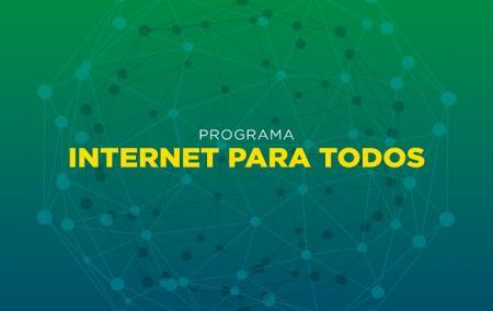 Augusto Pestana é enquadrado no Programa Internet para Todos