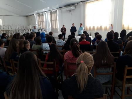 Augusto Pestana realiza assembleia para definições da Consulta Popular
