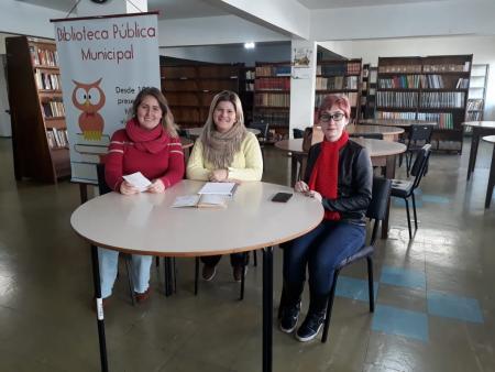 Biblioteca Pública de Augusto Pestana busca modernizar-se para reinauguração