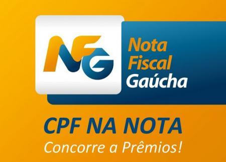 Sorteados do mês do Programa Nota Fiscal Gaúcha